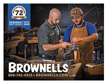 Brownell's Catalogs